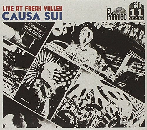 Causa Sui: Live At Freak Valley (Audio CD)