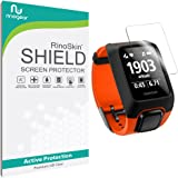 TomTom Adventurer Screen Protector [6-PACK] Full Coverage [Military-Grade] RinoGear Premium HD Invisible Clear Shield w/ Lifetime Replacements