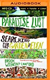 img - for Paradise Lust: Searching for the Garden of Eden book / textbook / text book