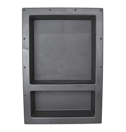 Charmant SHOWER CUBE Ready For Tile Waterproof Leak Proof Bathroom Recessed Shower  Shelf Shower Niche Organizer Storage