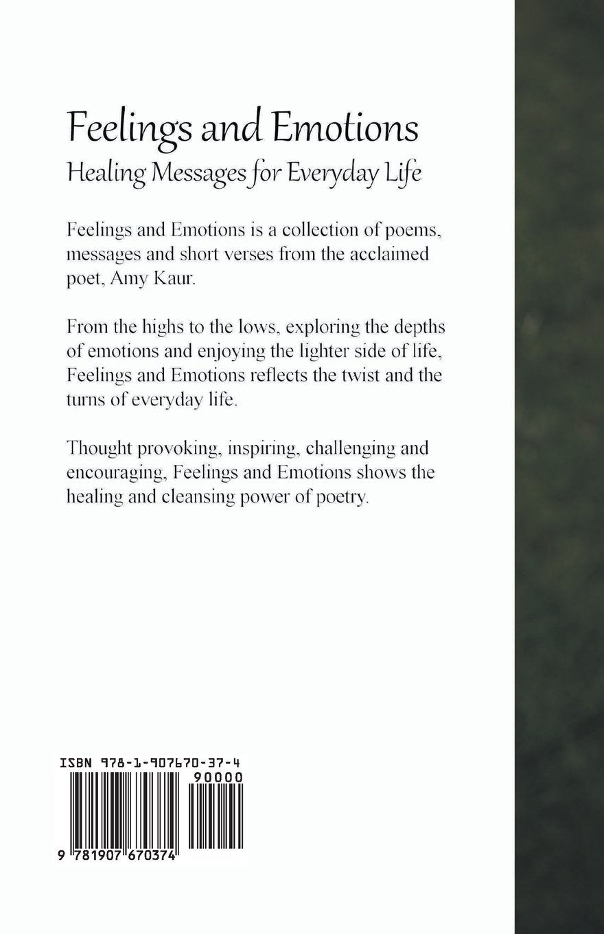 Feelings and Emotions - Healing Messages for Everyday Life