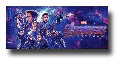 Amazon Com Avengers Endgame Poster Movie Promo 11 X 7 Inches End