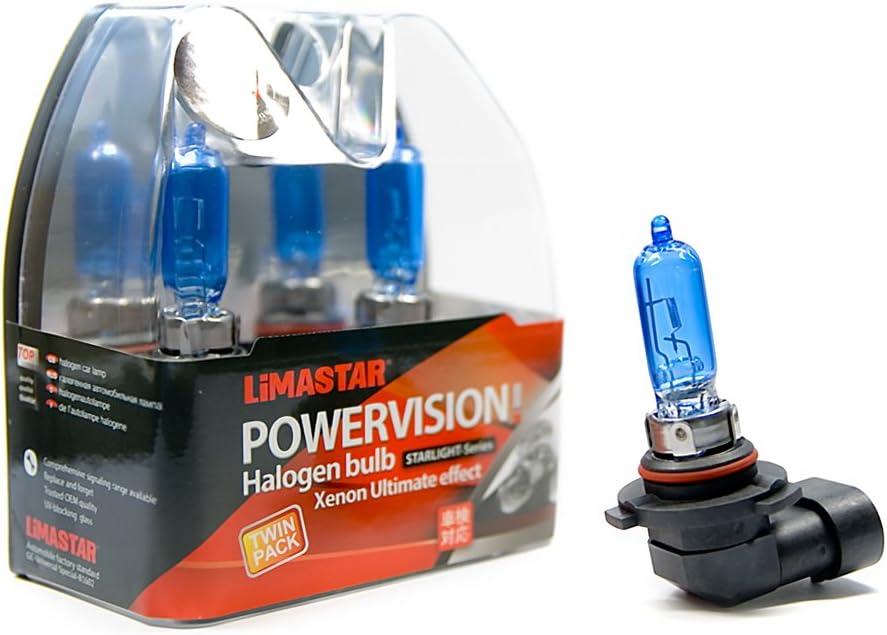 2 X Hb3 Birnen 9005 Halogen Lampe P20d 6000k 80 Watt Xenon 12v Auto