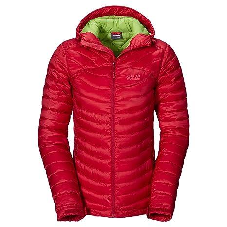 : Jack Wolfskin Cumulus Women's Jacket indian red