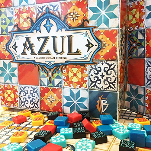 Plan B Games Azul Board Game by Plan B Games (Image #2)