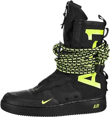 Lifestyle Nike Uomo | SF Air Force 1 Hi BlackVoltBlack