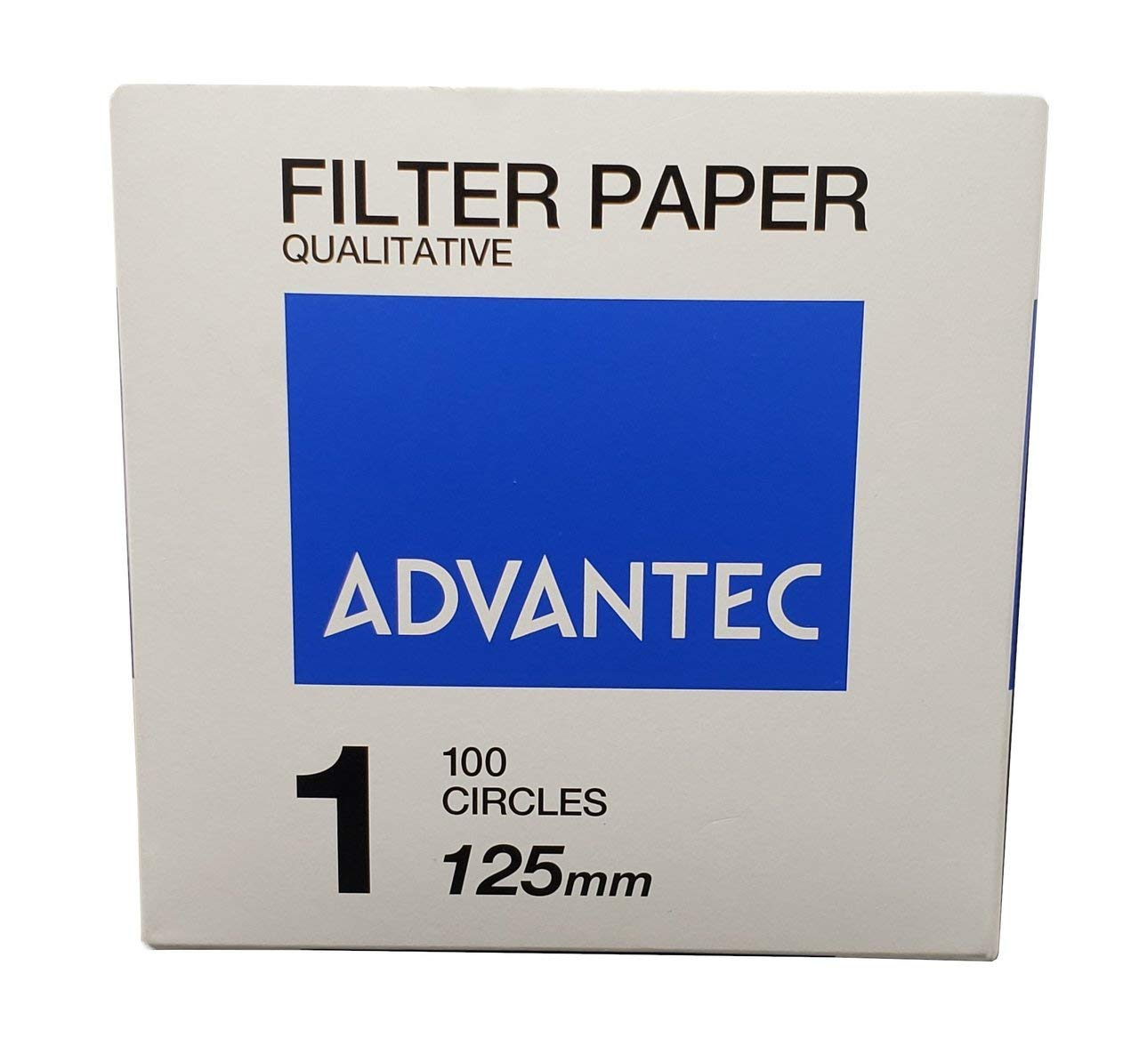 Plain Non-Sterile Pack of 100 13 mm Diameter Advantec MFS C300A013A Membrane Filter 1178T85PK