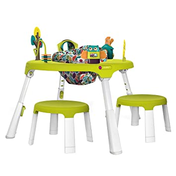62e638e7586a Amazon.com   Oribel PortaPlay 4-in-1 Foldable Travel Activity Center ...