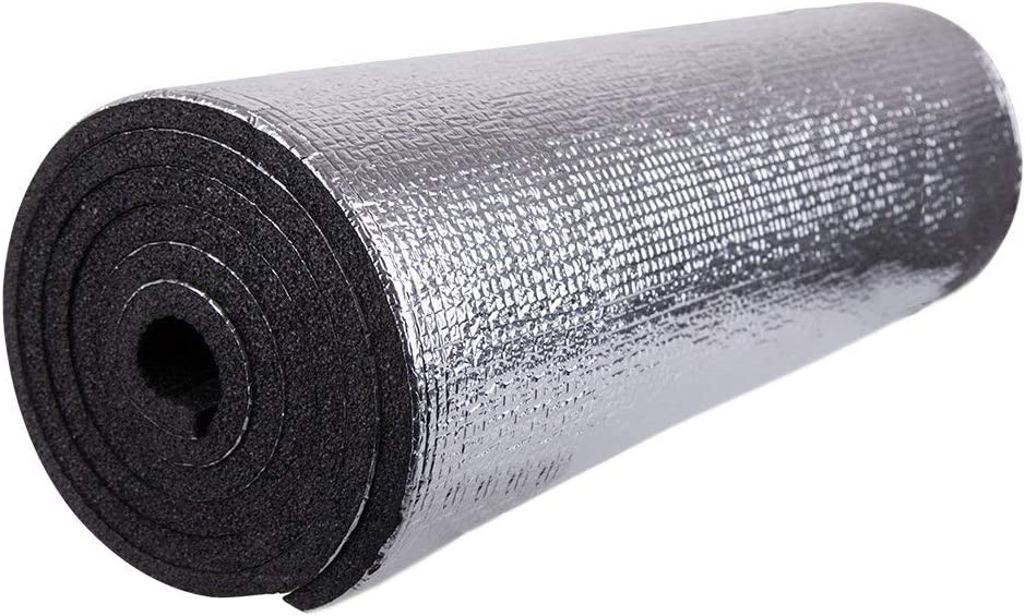 Mountain Warehouse Trek Mat in Dark Grey Waterproof-185x55 cm//One Size