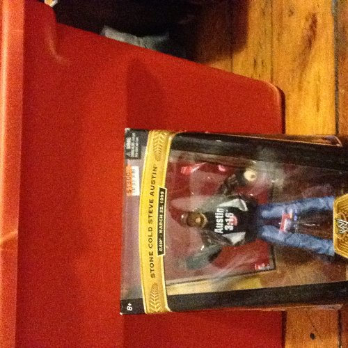 WWE Defining Moments Steve Austin - Raw 3/22/1999 Collector Figure Series #4