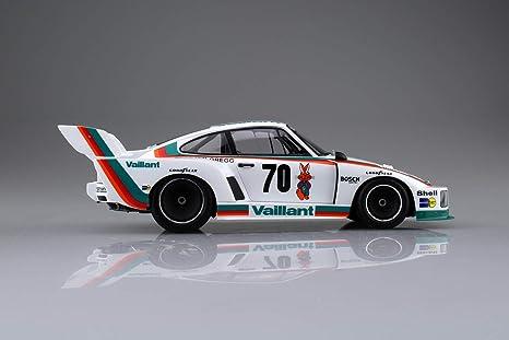 Amazon.com: Aoshima 05108 Porsche 935 K2 77 DRM Version 1/24 Scale kit: Toys & Games