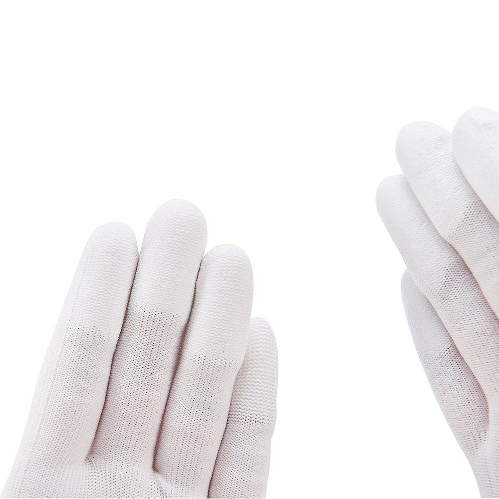 SmartLifeTime VSGO 1 par de Guantes de Limpieza antiest/áticos de Nailon para Fortalecer los Dedos Estructura de Uso en c/ámaras r/éflex Digitales DSLR SLR