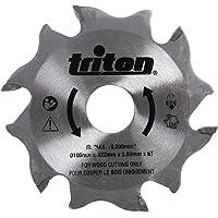 Triton TDJ600 Fräsblatt für Flachdübelfräse, 100 mm orange