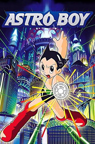 Posters USA - Astro Boy Original Movie Poster GLOSSY FINISH - MOV738 (24