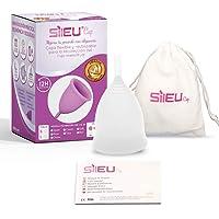 Copa Menstrual Sileu Cup Tulip - Alternativa ecológica