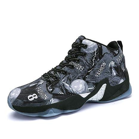 IV-YDLJ Zapatos De Hombre Lona Primavera/Otoño Zapatillas ...
