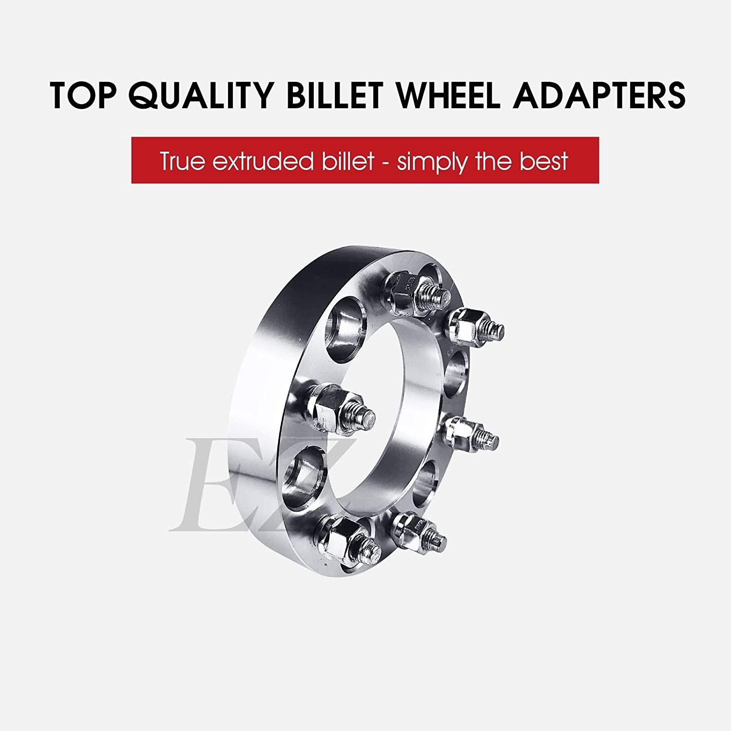 4 Wheel Adapters 6x135 to 6x5.5 Thickness 1 Inch