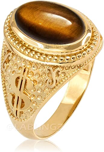 Sterling Silver Cash Money Dollar August Birthstone Green CZ Ring