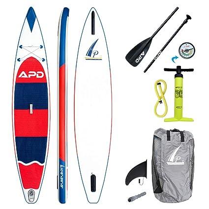 APD - Juego de Tabla de Paddle Surf Hinchable para niños, 15 ...