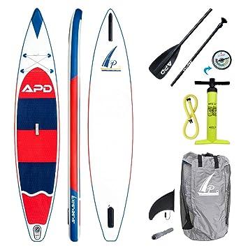 APD - Juego de Tabla de Paddle Surf Hinchable para niños, 15 cm de ...