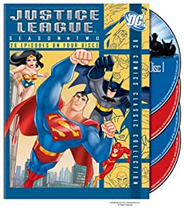 Justice League: Season Two (DC Comics Classic Collection)