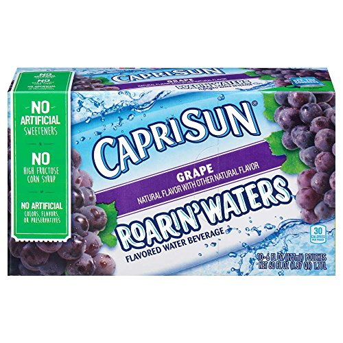 water and juice boxes - 9