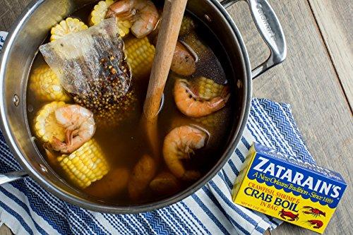 Zatarain's Dry Crawfish, Shrimp and Crab Boil, 3 oz (Pack of 12) by Zatarain's (Image #6)