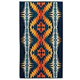 Pendleton Over-Sized Cotton Beach Towel, Night Dance