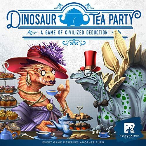 Dinosaur Tea Party Board Game -
