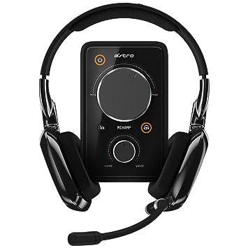 Astro Gaming PCH-HSA30-BLK - Auriculares de diadema cerrados (con micrófono,