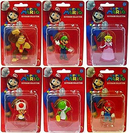 Series 1 Figures-Luigi Super Mario Bros