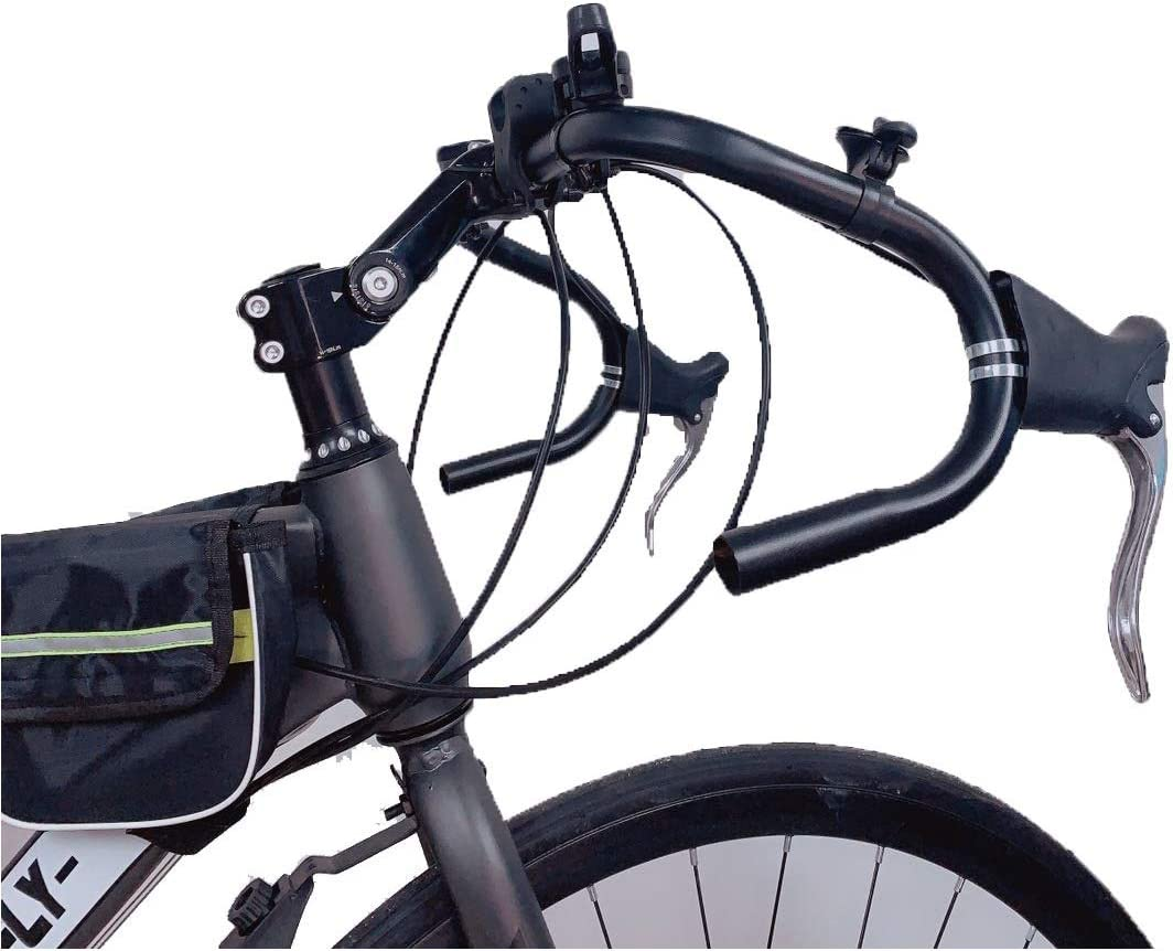 120mm Mountain Bike Adjustable Raise up Handlebar Tube Stem for Most Bike Road Bike MTB BMX Fat-Cat MTB Bicycle Stem 60/° Riser or Lower