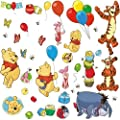 Roommates Winnie The Pooh Friends Peel And Stick Wall Decal