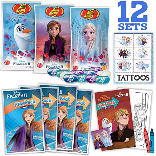 Frozen II Party Favors - 12 Disney
