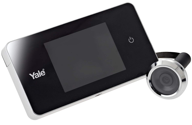Spioncino elettronico con Display a colori YALE