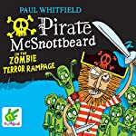 Pirate McSnottbeard in the Zombie Terror Rampage | Paul Whitfield