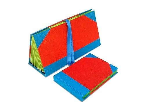 Carpeta fichero con libreta a juego. Cuaderno de colores ...