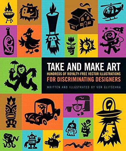 Stock Illustration Royalty Free - Take and Make Art: Hundreds of Royalty-Free Vector Illustrations for Discriminating Designers