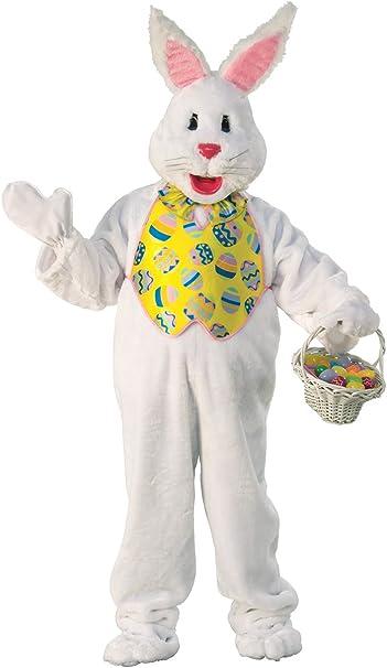 Amazon.com: Rubies Easter - Disfraz de conejo de felpa para ...
