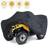 LotFancy All Weather Waterproof ATV Cover, Heavy