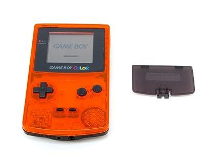 amazon ゲームボーイカラー cオレンジ cブラック gbc 本体 周辺機器