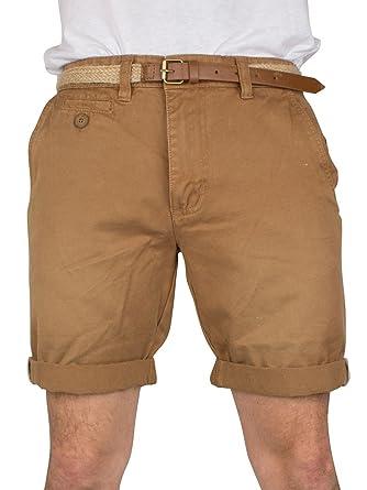 Belt Mens Bellfield Short With W36 Size Phlox Chino Tobacco wpXXqFxzOa