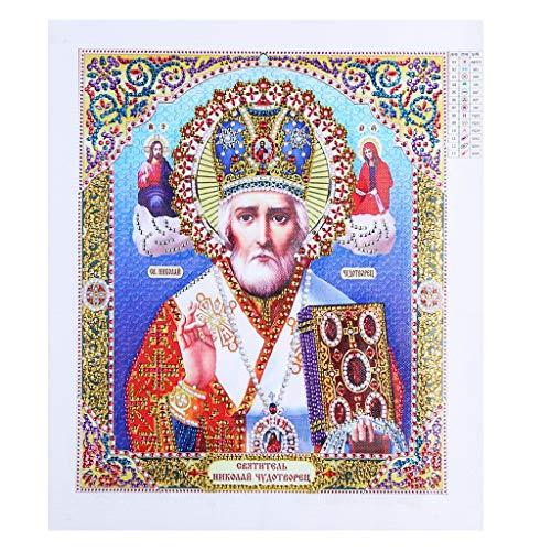 CAVSDARR 5D Embroidery Paintings Rhinestone Pasted DIY Diamond Painting Cross Sti