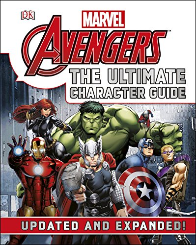 Marvel The Avengers: The Ultimate Character (Marvel Comics Characters)