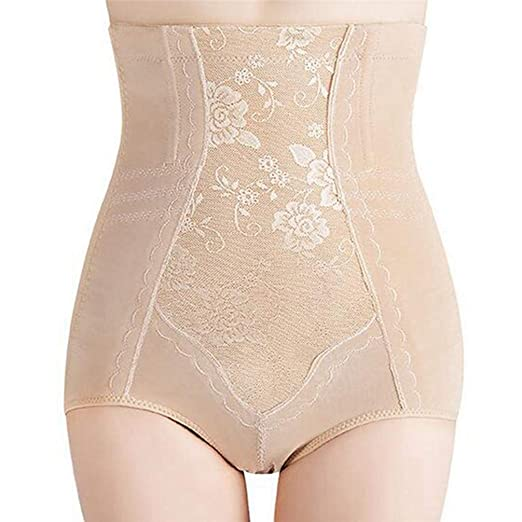 6dea26564872f ASO-SLING Plus Size M- 5XL High Waist Women Slimming Control Panties Butt  Lifter at Amazon Women s Clothing store