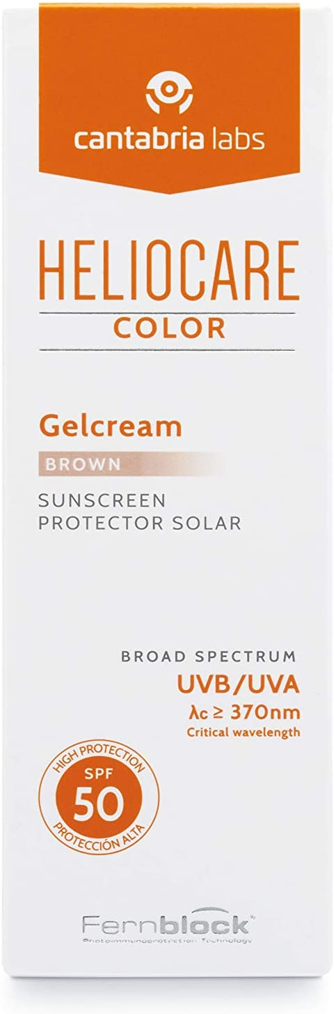 HELIOCARE - HELIOCARE GELCREMA BROWN 50ML