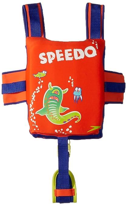Speedo Kids Empezar a Nadar Flotador Entrenador, Float Coach, Orange Crush