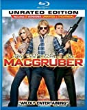 MacGruber (Unrated Edition) [Blu-ra