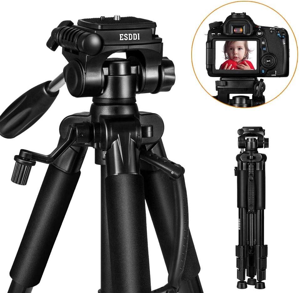 esddi cámara trípode para Canon, Nikon, Sony, Samsung, Olympus ...