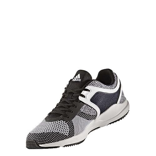 Adidas crazytrain cf w Negro gris Mujeres  